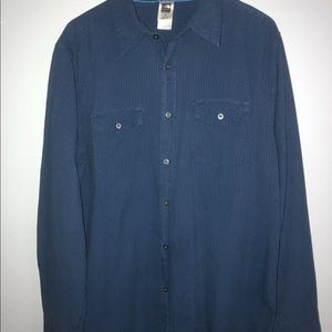 The North Face Button Down Shirt Mens (L)